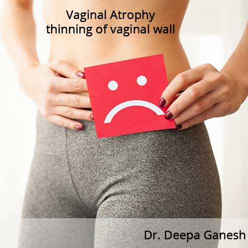 Vaginal Atrophy – Symptoms, Causes & Treatment
